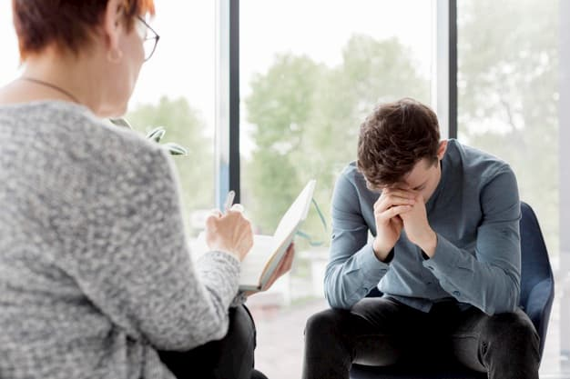 Teenage Anxiety Counselling